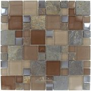 Considering versailles pattern mosaic backsplash over the stove. Hoping it will feel a little more timeless than the mini-glass-mosaics that are becoming overused.