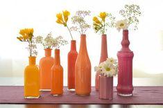 Jarrones DIY manualidades decoratualma reciclaje reciclar DTA jarron florero macetero maceta 3