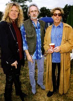 Roger, John and Robert Plant                                                                                                                                                      Más