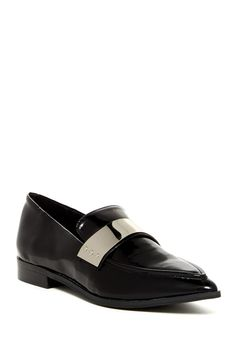 Jeffrey Campbell - Belan Pointed Toe Flat at Nordstrom Rack. Free Shipping on orders over $100.