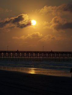 Myrtle Beach sunrise We spent our honeymoon there 26yrs ago.  Would like to suprise him with this trip!! Thanks Chris Hunt