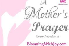 Mothers Prayer Quote