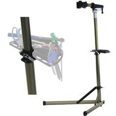 """Bike Adjustable 41/"""" To 75/"""" Repair Stand w// Telescopic Arm Cycle Bicycle Rack EK"""