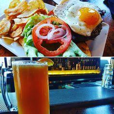 Link in bio#thatchillaxdude  My weekend started with a burger and a beer!  #followyourarrow #travel  #travelbug #travelblog #travelgram #wanderlust #notallwhowanderarelost #wander #love #instalike #instatravel #like4like #followme #passportready #nationalgeographic #natgeo #photography #travelblogger #worldtravel #buencamino #love #happy #friends  #colorado #coloradosprings #coloradolife #burger #beer #foodporn