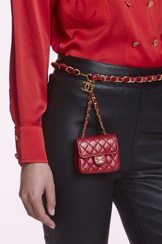 Chanel leather belt bag, $2,500For information: nastygal.com