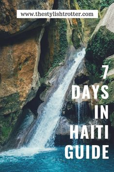 How to spend 7 days in Haiti The Stylish Trotter babies flight hotel restaurant destinations ideas tips Best Places To Travel, Cool Places To Visit, Places To Go, Travel Guides, Travel Tips, Travel Packing, Solo Travel, Travel Usa, Travel Hacks
