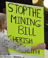 Wis. Republicans Push Mining Bill Through Committees  WISCONSIN, come on  We are better than this!
