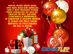 Canistur - Feliz Natal 2014!