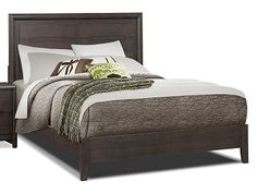 Leons Winston $499 - $599 for 5 drawer chest   Bedroom Furniture-Winston Queen Bed