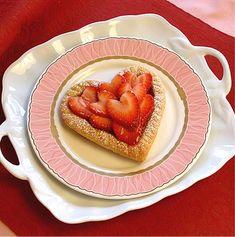 Mandorla Pasta Frolla -  Crostata di Fragole