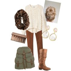 A fashion look from October 2014 featuring Toast jeans, Steve Madden boots and even&odd backpacks. Browse and shop related looks.