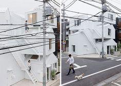 Sou Fujimoto est sûrement l'un des architectes japonais les plus médiatisés aujourd'hui. Il fait partie de cette génération qui ambitionne de redéfinir le regard que nous portons sur la nature de nos lieux de vie, en créant des expériences spatiales brouillant les frontières entre intérieur et extérieur. Fujimoto est né et a grandi sur Hokkaido, …