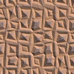spiralgraphics stone wall