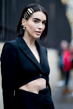 The 112 Best Street Style Beauty Looks From Fall 2019 Fashion Month - Fashionista