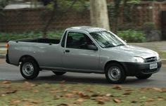 Cuidados e reparos no motor da picape Ford Courier