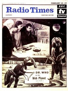 Radio Times Cover 1965-02-13 by combomphotos, via Flickr