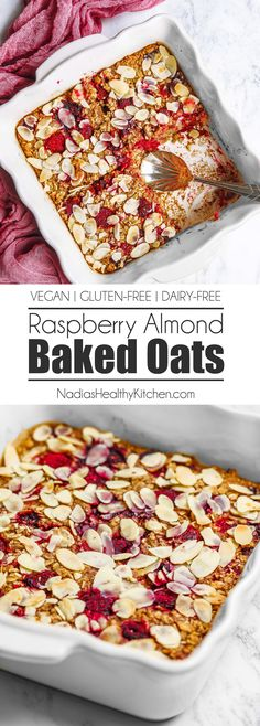 The snack is a topic that is talking about nutrition. Is it really necessary to have a snack? A snack is not a bad choice, but you have to know how to choose it properly. The snack must provide both… Continue Reading → Baked Oatmeal Recipes, Baked Oats, Healthy Baked Oatmeal, Breakfast Bake, Healthy Breakfast Recipes, Recipes With Oats Healthy, Vegan Oats Breakfast, Healthy Food Blogs, Healthy Breakfasts