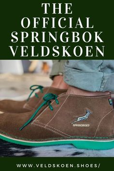 Our official Springbok Veldskoen® leather shoes is the shoes that is on every South Africans feet. Show your support for the Springboks and get your pair today! Chukka Shoes, Africans, Leather Shoes, How Are You Feeling, Range, Pairs, Unisex, Lady, Boots