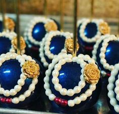 SGRHO Candy Apples