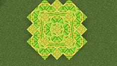 Glazed Terracotta Pillars (The Key to infinite Terracotta Patterns! Minecraft Building Guide, Minecraft House Plans, Easy Minecraft Houses, Minecraft Banners, Minecraft Blueprints, Cool Minecraft, Minecraft Creations, Minecraft Buildings, Building Ideas