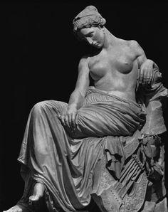 Giovanni Duprè (1817-1882) - Sappho (1861)