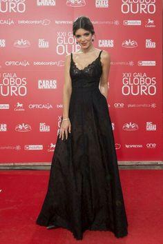 Andreia Rodrigues, globos de ouro 2016