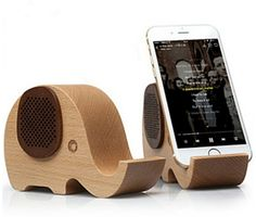 Elephant 2in1 bluetooth speaker/cell phone stand!!