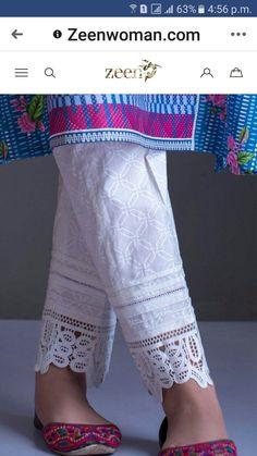 Fancy Dress Design, Stylish Dress Designs, Designs For Dresses, Pakistani Fashion Party Wear, Pakistani Dress Design, Pakistani Outfits, Kurti Sleeves Design, Salwar Designs, Pants Pattern