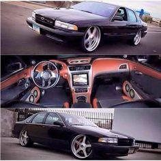 96 impala ss custom interior dash malibu and door panels atlanta