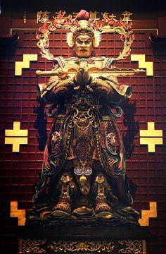 中台禪寺-韋馱尊天菩薩