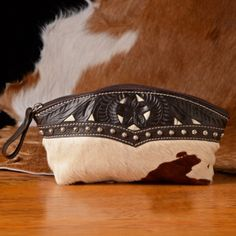Pony Hide Accessory Case by American West