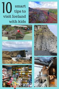 Visiting Iceland with children is easier than you might think! Grab these 10 smart hack tips and sort your vacation like a mom boss! I especially love tip never have thought of this! Travel With Kids, Family Travel, Iceland With Kids, Have A Safe Trip, Like A Mom, Travel Information, Travel Abroad, Plan Your Trip, Travel Inspiration