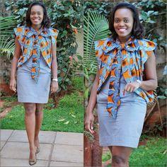 AfroCcentric Fashion ~Latest African Fashion, African Prints, African fashion styles, African clothing, Nigerian style, Ghanaian fashion, African women dresses, African Bags, African shoes, Kitenge, Gele, Nigerian fashion, Ankara, Aso okè, Kenté, brocade. ~DKK