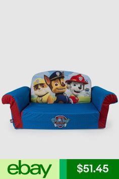kids toddlers flip open sofa sleeper bed bedroom playroom furniture rh pinterest com