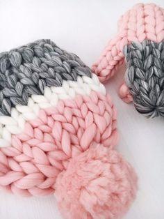 More from my siteWomen's wool knit hat, Helsinki Hat, Beanie Fur Pom Pom, Super Chunky Knit Hat with pom pomMangel … Vogue Knitting, Loom Knitting, Hand Knitting, Knitting Patterns, Knit Mittens, Knitted Blankets, Knitted Hats, Crochet Hats, Hand Crochet