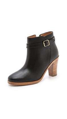 A.P.C. Mid Heel Ankle Booties http://www.shopbop.com/welcome?invitation_code=4242222FHUS
