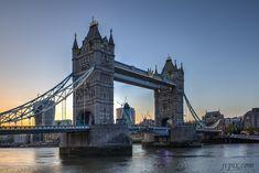 Tower Bridge 3 - the Tower Bridge in London, England Tower Bridge, London England, Architecture, Travel, Arquitetura, Trips, Viajes, Traveling, Architecture Illustrations