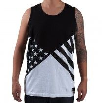 NOIR FLAG Mens Tank