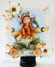 Kylie & Magnolia: Honeybee Tilda