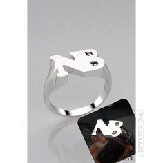 Anel em prata 950 com diamantes, para uma cliente especial!!! Desenho 3D e anel real.❤️❤️❤️