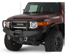 Our Front Bumpers provide rugged construction and a rounded underside for greater entry and exit clearance. Our Brushguard is formed from 1.5 round steel tubing and can accommodate an optional light bracket (#59003). Bumpers are constructed with high-quality steel and powder-coated black for lasting durability and come with or without the Brushguard. $797 Plus Freight