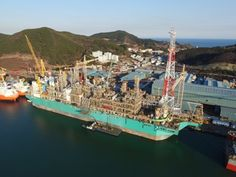 DSME completes construction of world' first FLNG - Pulse by Maeil Business News Korea