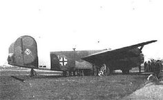 Aviation in Floripa: Allied Bombers captured