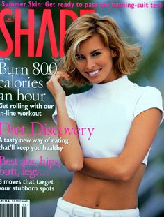 Niki Taylor - Shape June 1996