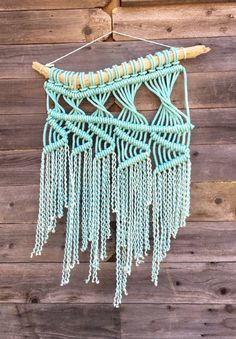 Items similar to Macrame Wall hanging / Modern Macrame / Tapestry / Weaving / Wall hanging on Etsy