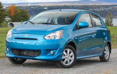 Mitsubishi Mirage (New Cars You Shouldn't Buy or Consider)