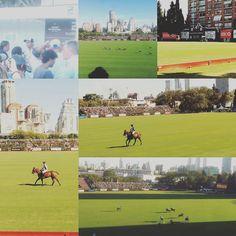 #Momentos #Semis del 123º #AbiertodePalermoHSBC Asociación Argentina de Polo #finalistas +La Dolfina Polo Team & #johor +Ellerstina Polo Seguistes los resultados #golagol, desde tu dispositivo móvil con +ChukkerApp