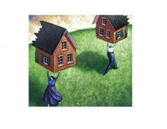 3 soluciones hipotecarias tras el divorcio  