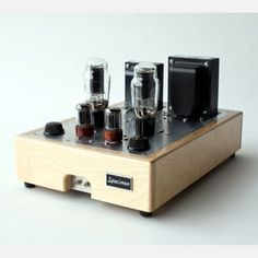 Hi-Fi Tube Amplifier Natural now featured on Fab.