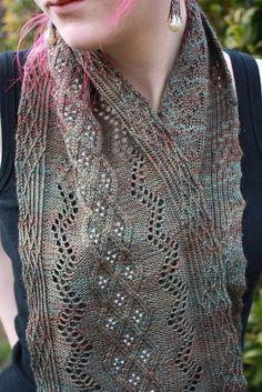 Ravelry: Sabine pattern by Lyssie Page